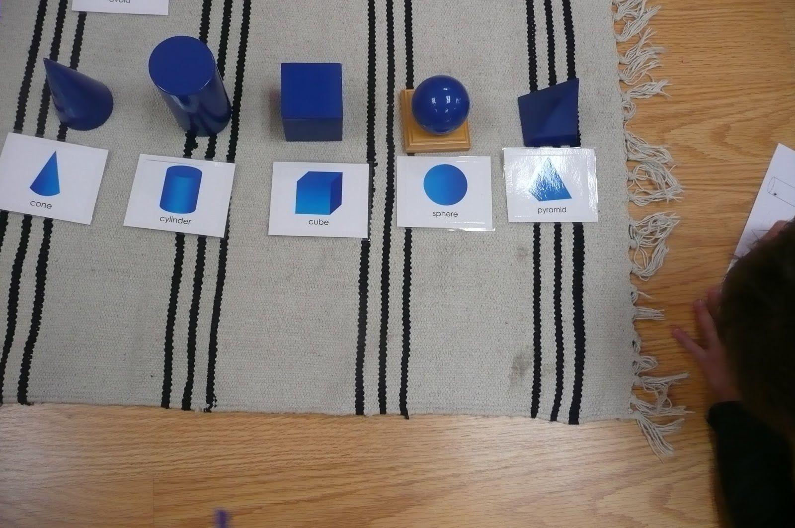 يتم تقديم هذا النشاط بعد تقديم الأشكال الثنائية الأبعاد وكابينة الأشكال الهندسية السن المناسب لتقديم النشاط من عمر3 5 فما Geometric Solids Geometric Sphere