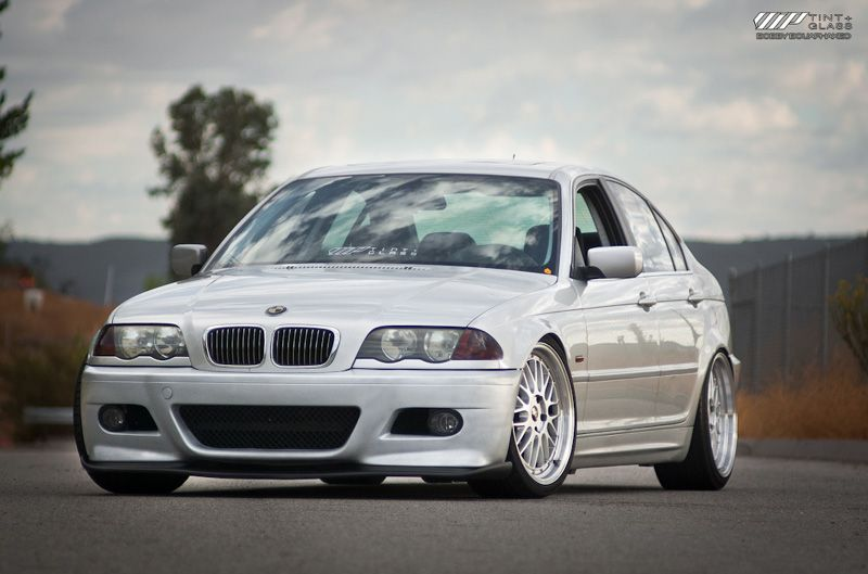 BMW 328i on BBS LM Wheels and more mods View full spec list