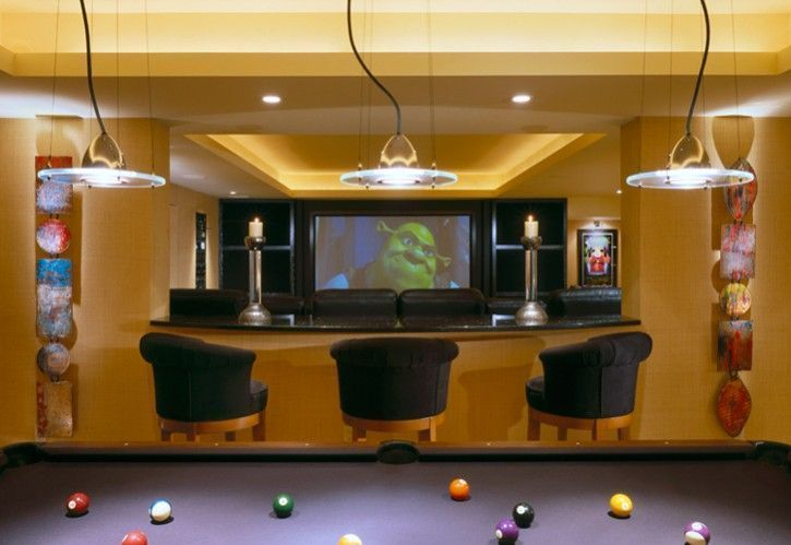 Photo of 23 Most Inspiring Recreational Room Design from Luxury Houses in USA. #recroom,  #design #Hou…