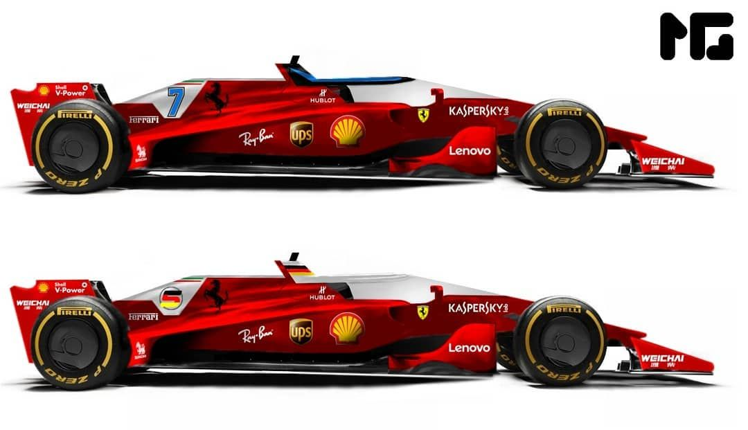 Pin By Colin Liu On Car Profiles Ferrari Ferrari F1 Racing