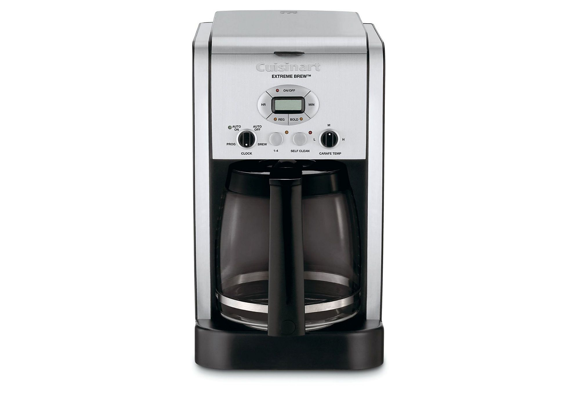 12 Cup Brew Central Coffee Maker Silver Cuisinart Coffee Maker Best Coffee Maker Coffee Maker