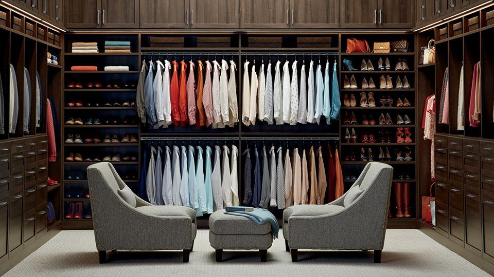 Closet Design coveting container store's new closet ideas | container store