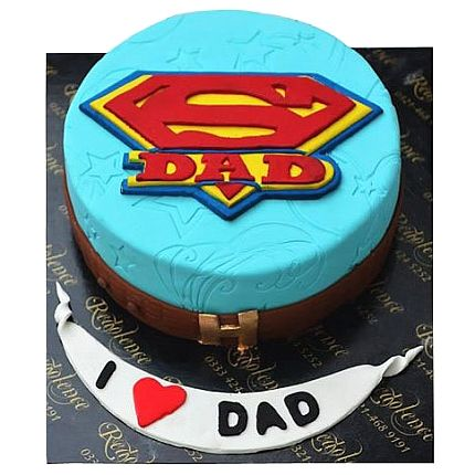 Cake Ideas For Dad Birthday
