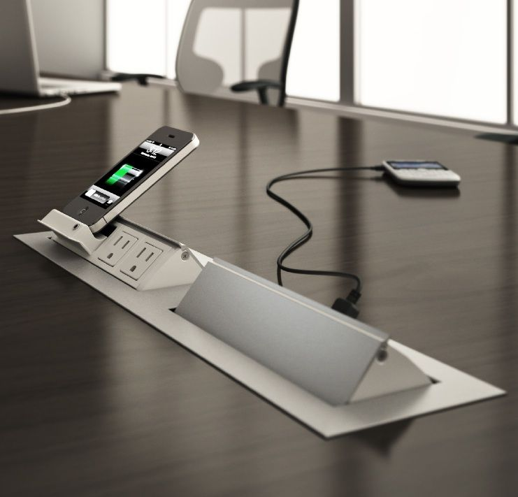 Conference table power module pm4x 8 power 8 open ports conference table power module pm4x 8 power 8 open ports discount office furniture office furniture and conference room greentooth Gallery