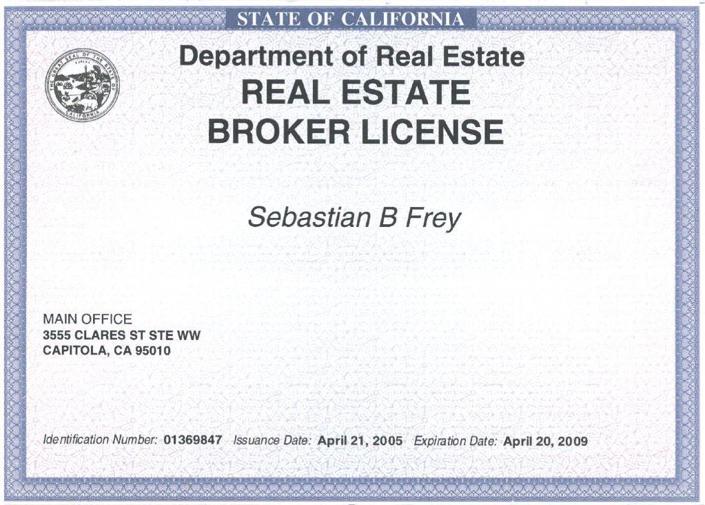 Washington state real estate license renewal