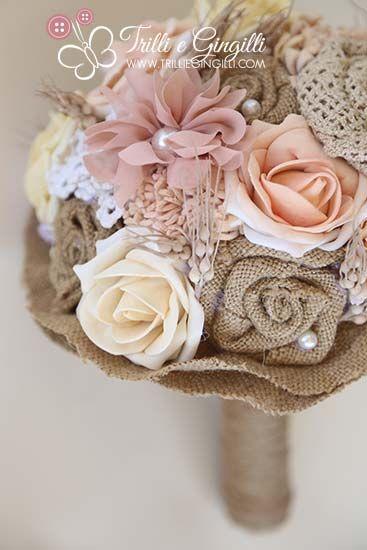 Mazzo Di Fiori Fai Da Te.Sposa Boho Chic Quale Stile Dovresti Indossare Bouquet Da