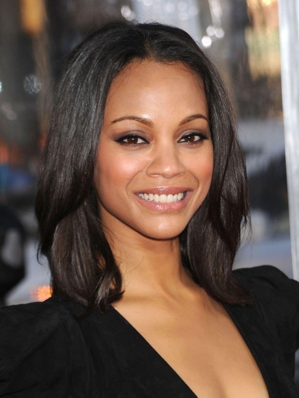 African american long bob hairstyle hair pinterest black women