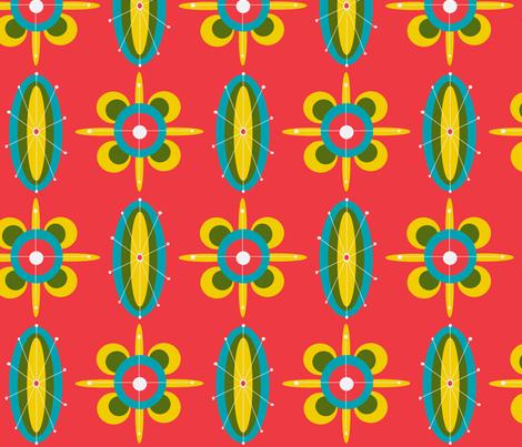 bold target fabric by cecilymae_handmade