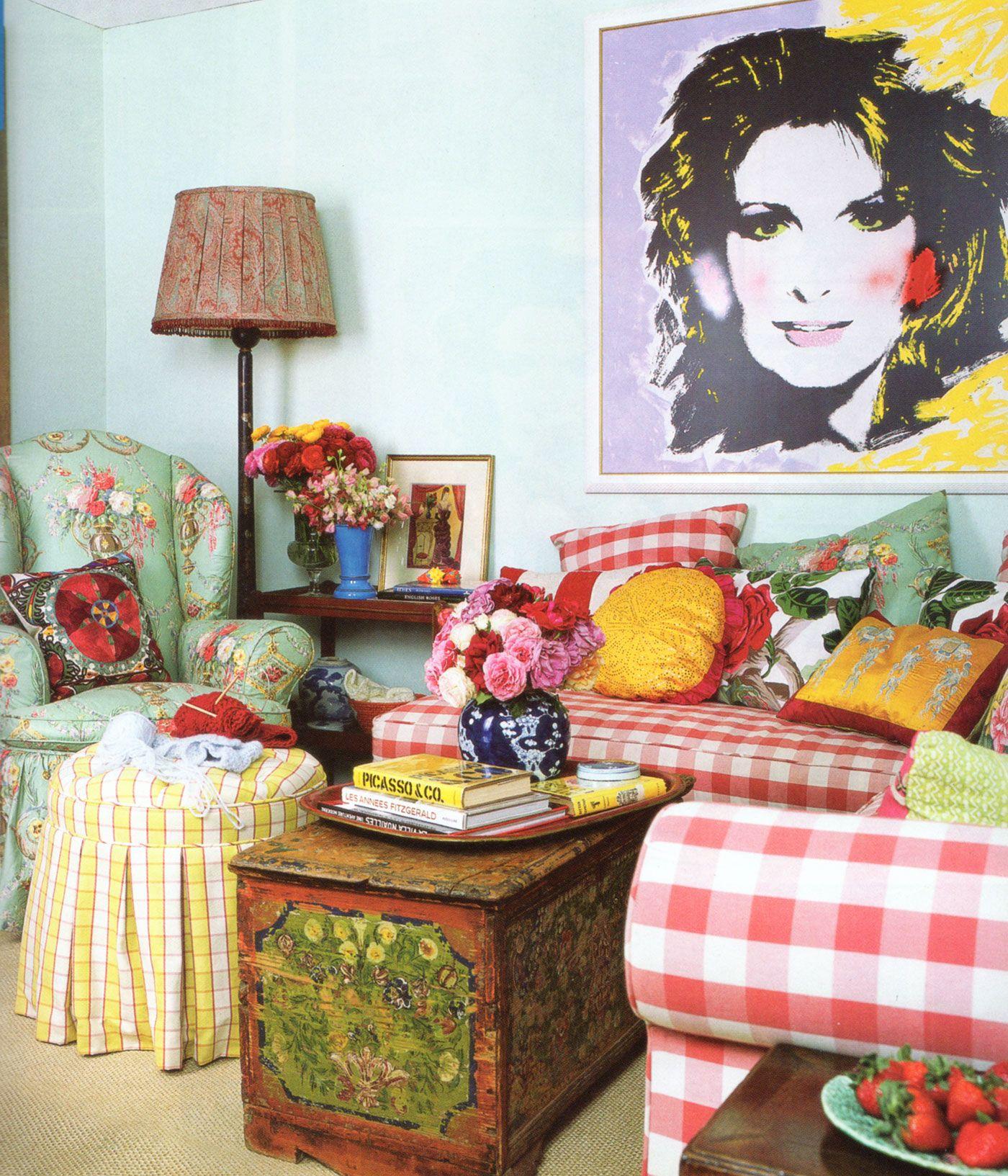 Lynn Von Kersting design