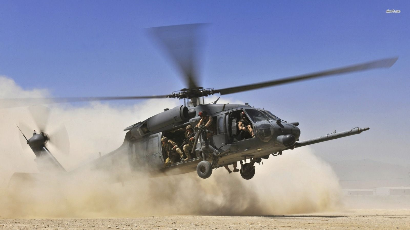 Sikorsky HH 60 Pave Hawk Military helicopter, Black hawk