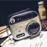New Arrive Women Fashion Camera Crsoobody Bag Chic Lady Casual Satchel Lovely Cute Purse Individual Summer Style Brand Leather Handbag | Wish