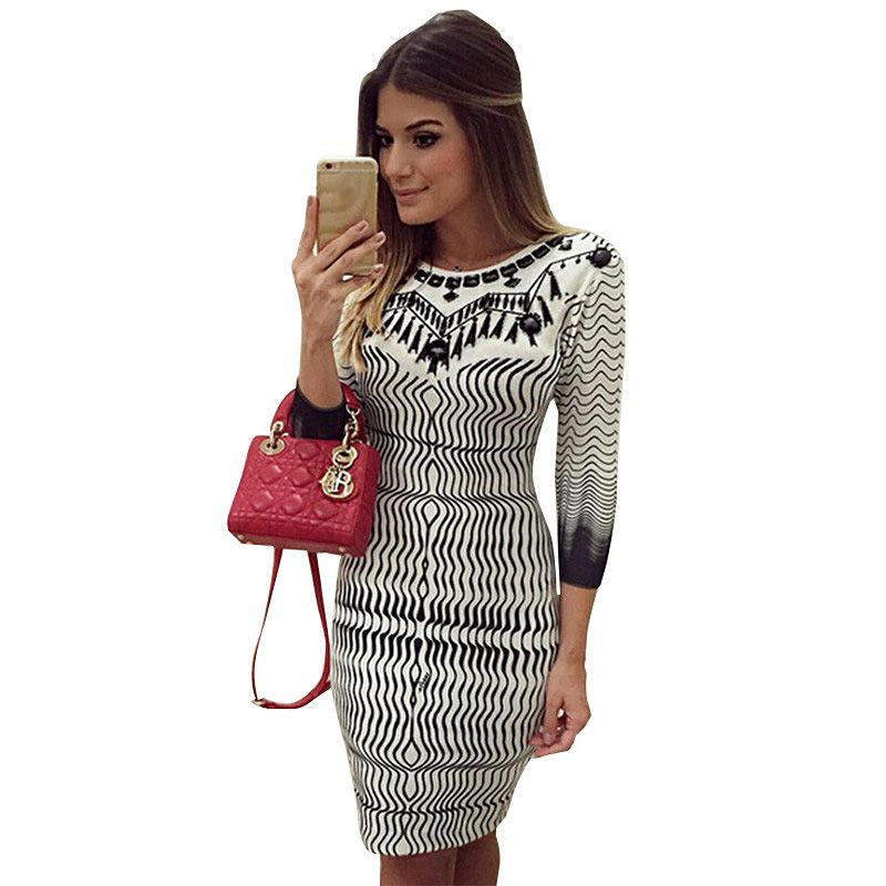 Smart casual club style dresses