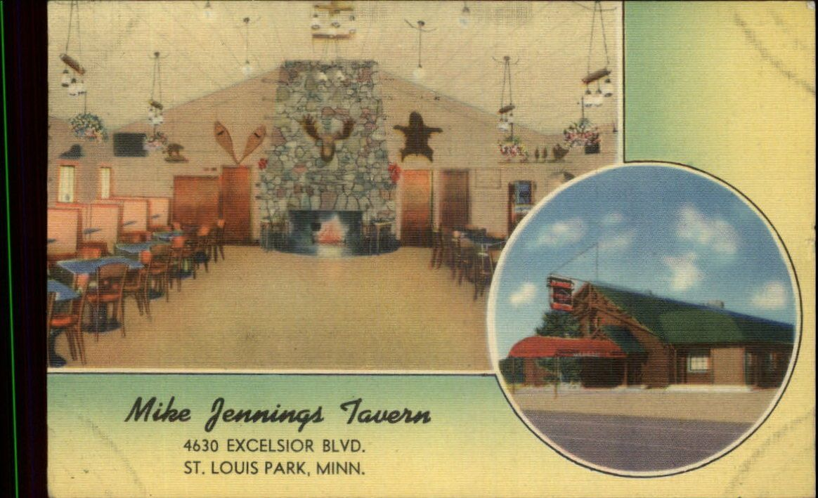 Mike Jennings Tavern Exterior Interior St Louis Park Mn Saint Louis Park St Louis Louis