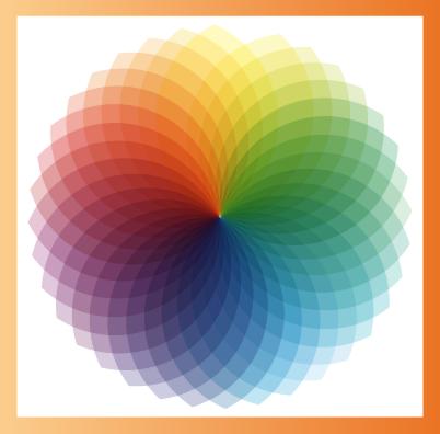Tutoriel Pour Apprendre à Créer Un Cercle Chromatique Sur
