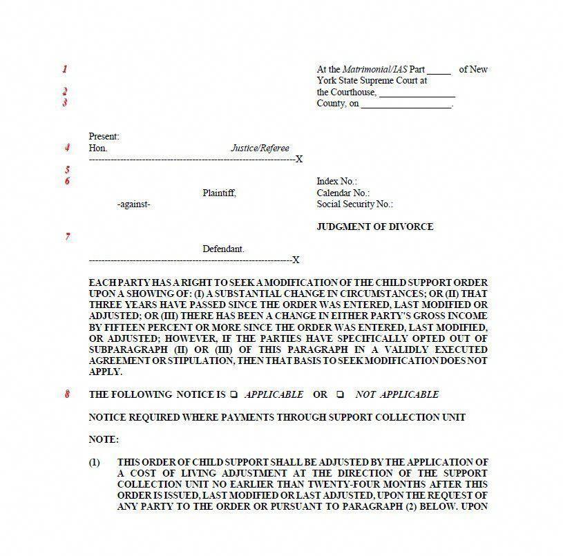 Download Divorce Papers Template 01 Separationagreement Free Divorce Papers Divorce Papers Free Divorce