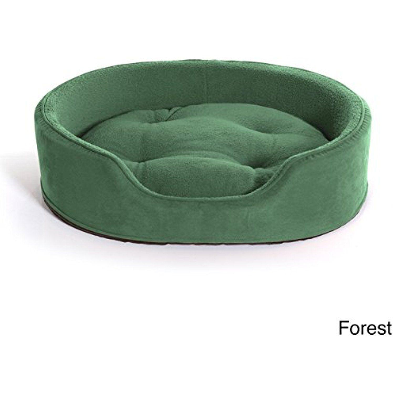 Amazon Com Kopeks Deluxe Orthopedic Memory Foam Round Sofa Lounge Dog Bed Large Grey Pet Supplies Dog Lounge Bed Dog Bed Large Jumbo Dog Bed