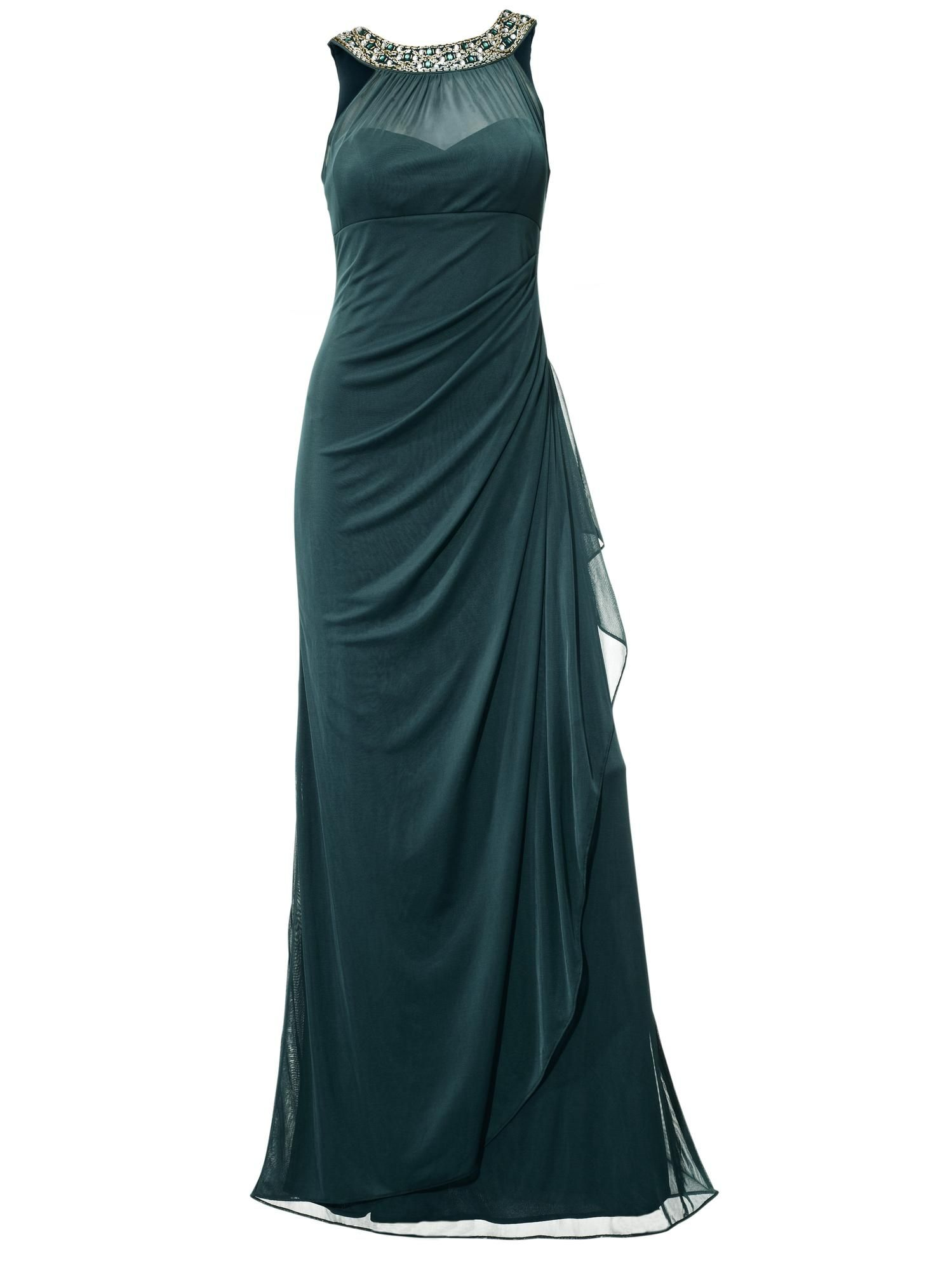 Ashley Brooke By Heine Abendkleid in Smaragd bei ABOUT YOU bestellen ...