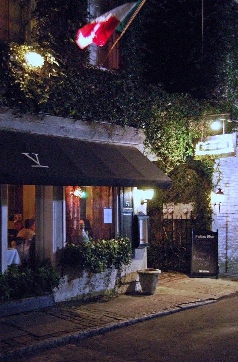 Fulton Five Charleston Sc Named S Most Restaurant