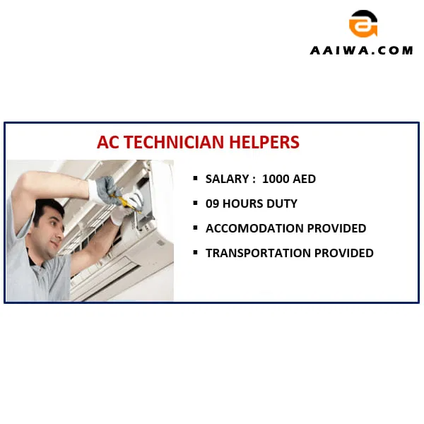 ac technician jobs in uae gulfjobs uaejobs