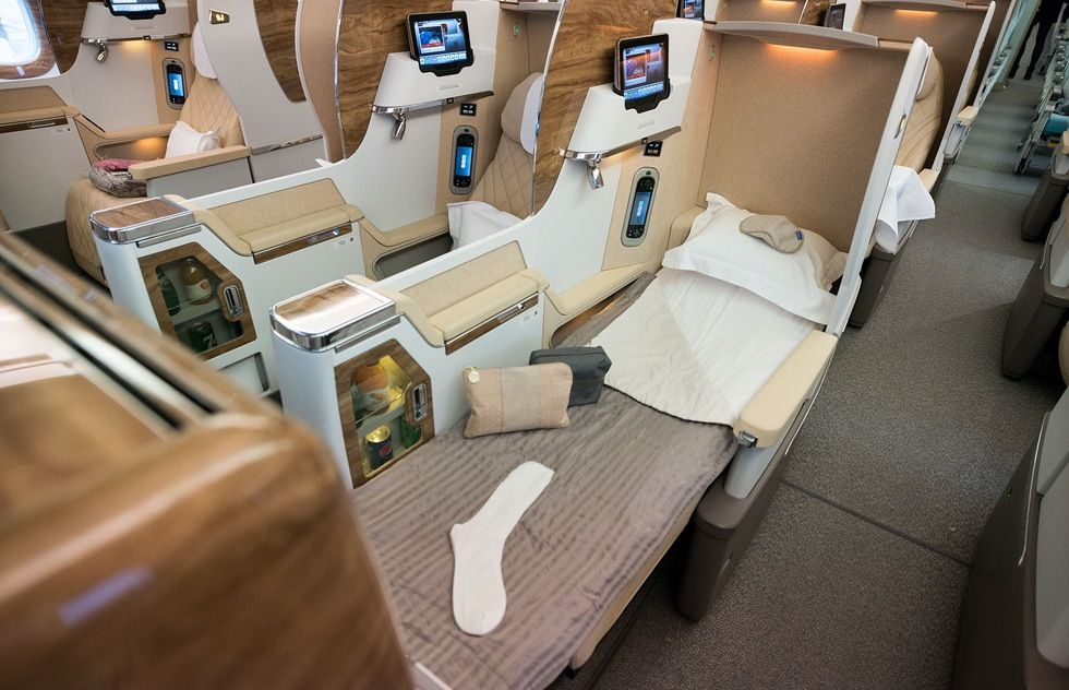 """Basic Business Class""? Emirates Quietly Shakes Up Airfare"