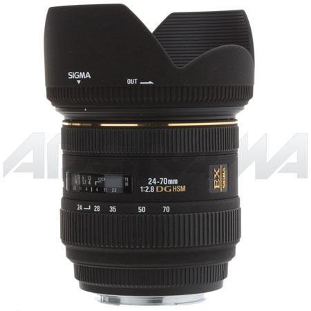 Sigma 24 70mm Canon Eos Cameras Zoom Lens Leica Camera