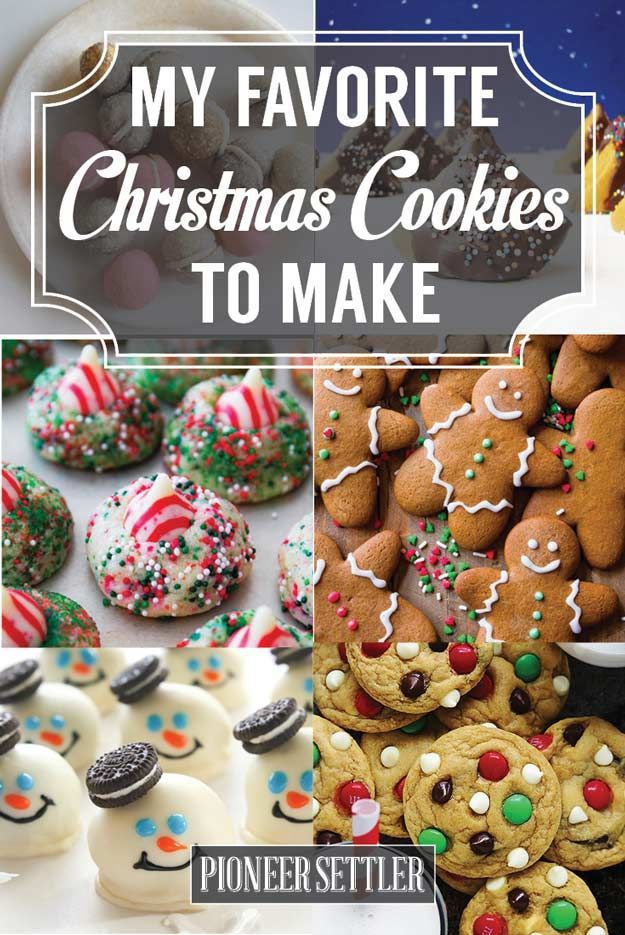 Christmas Cookies To Make From Scratch Baking Fun Christmas