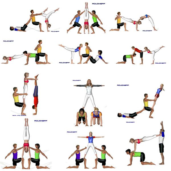 Sport Images Photos Apsa Eps Didactique Pedagogie Gymnastique Ressources En Eps Yoga A Deux Defi Yoga Acrosport