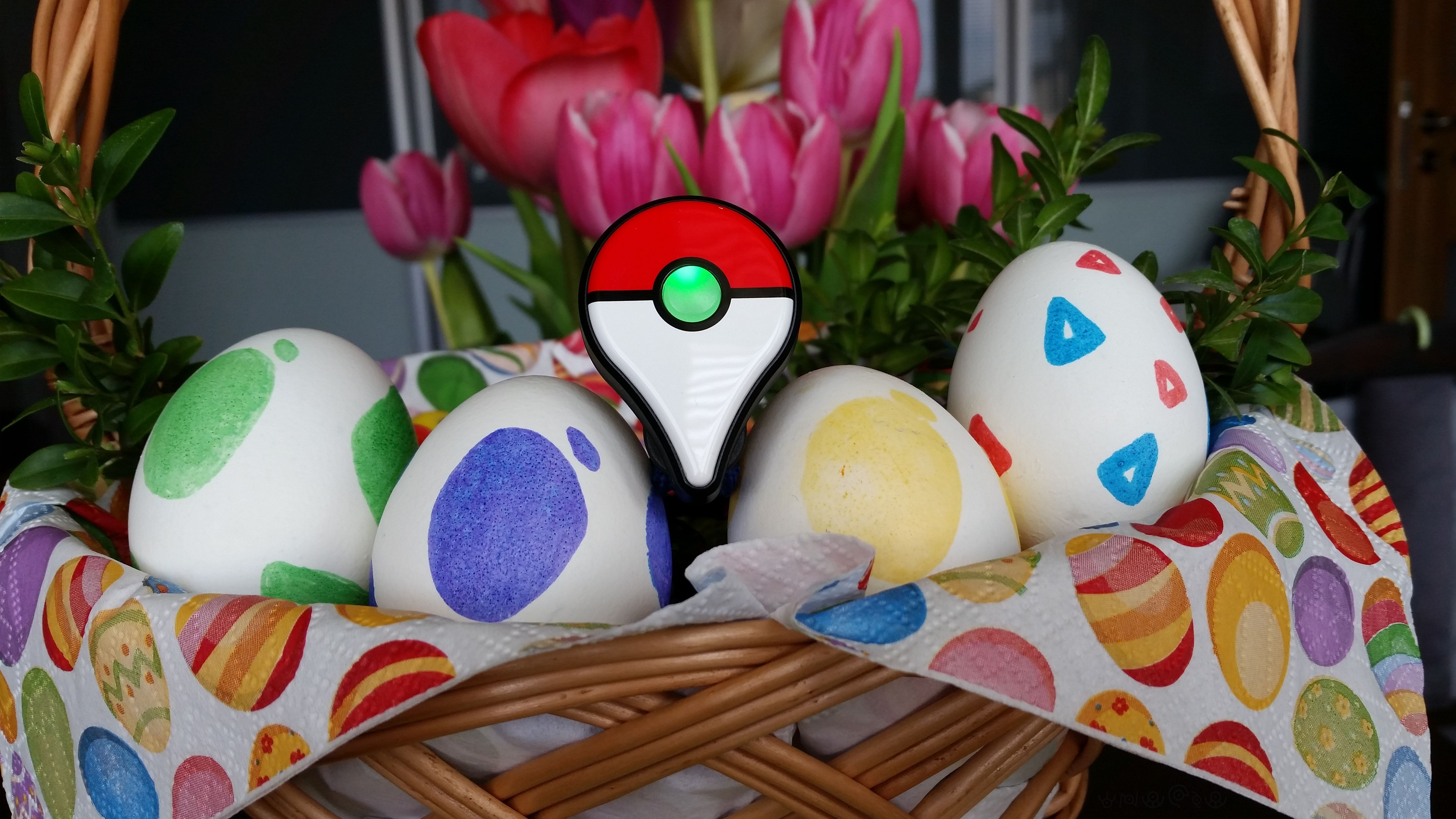 [Photo] Happy Easter Players!