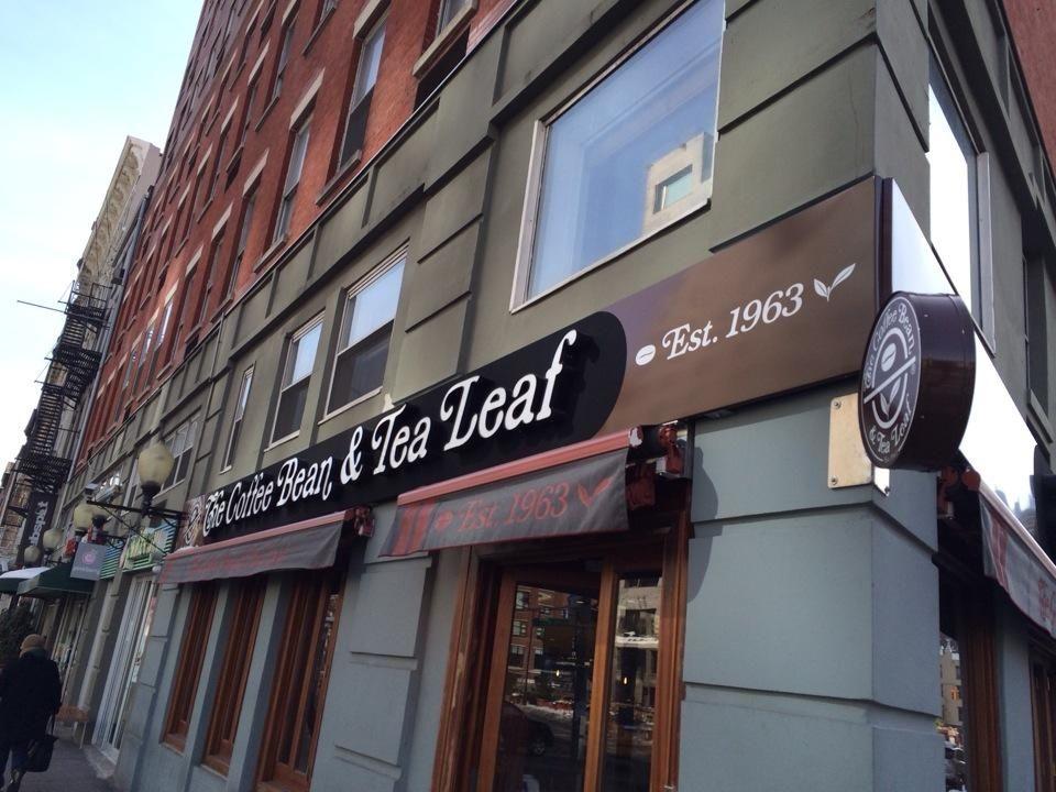 350 W 14th Street Meatpacking 212 741 0857 Coffee Beans Tea Tea Leaves