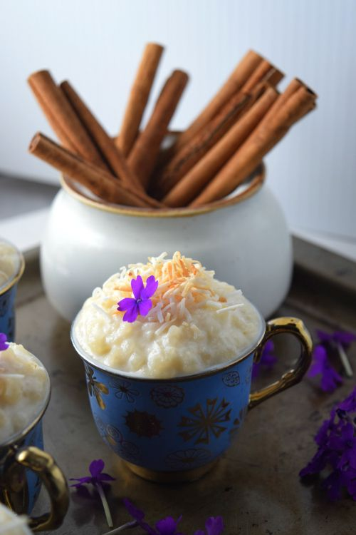 Coconut Tres Leches Rice Pudding | Recipe (With images ...