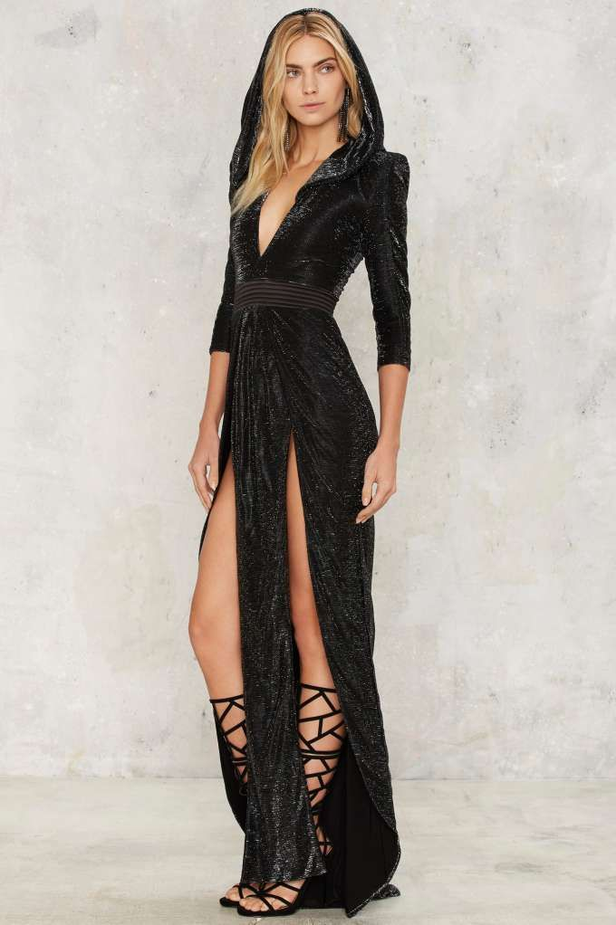Zhivago Madeleine Ashton Hooded Gown - Clothes | Best Sellers ...