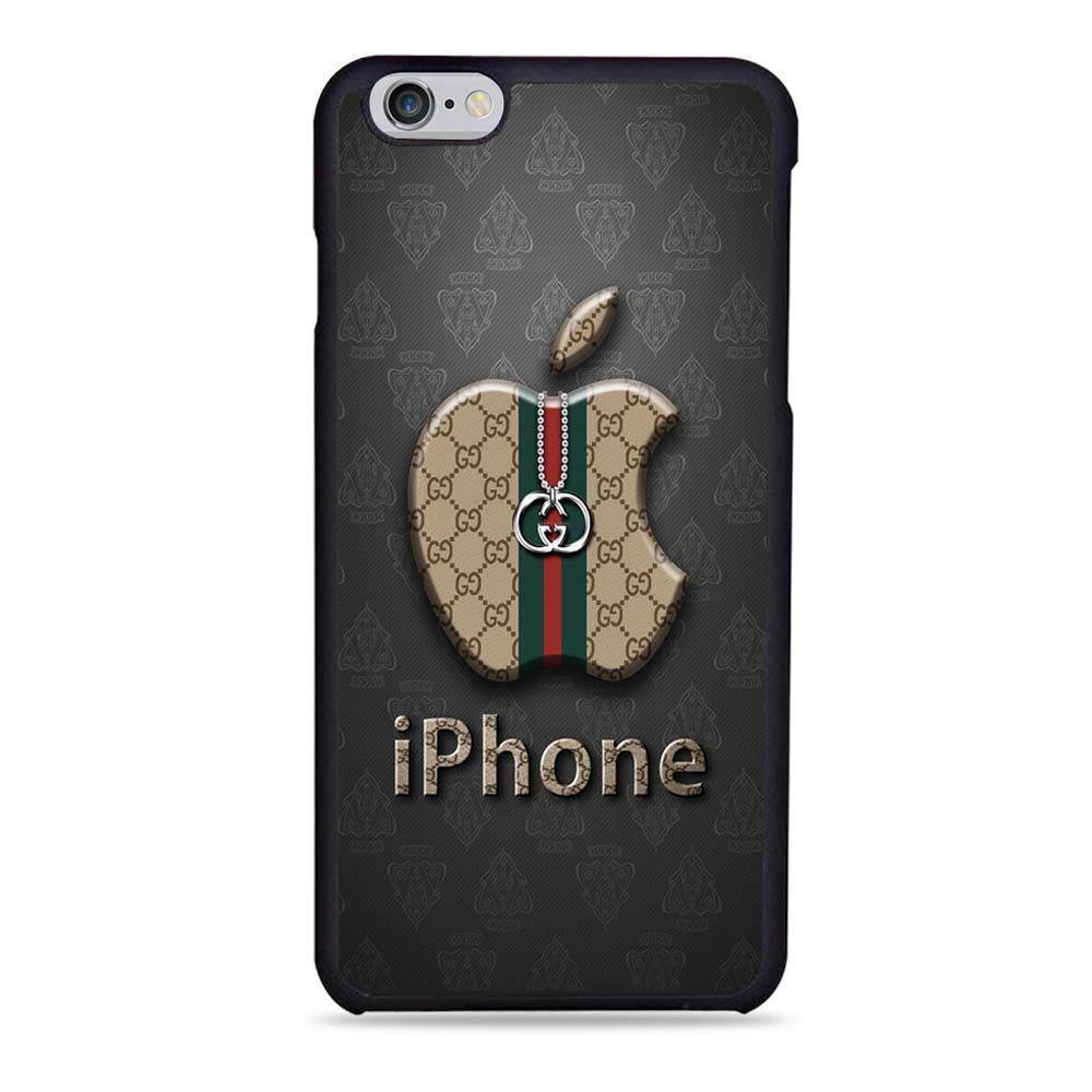 Gucci Apple logo fashion Case available for Iphone 4/5S/5C/6/6+,Samsung Galaxy S3/S4/S5/S6 Edge, and HTC One M 7/8 ! on http://daizzystuff.com/