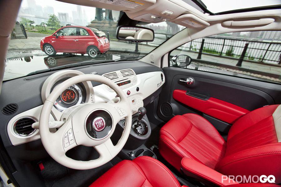 El Cinquecento En Su Estado Mas Puro Fiat 500 Fiat 500 Cabrio Fiat
