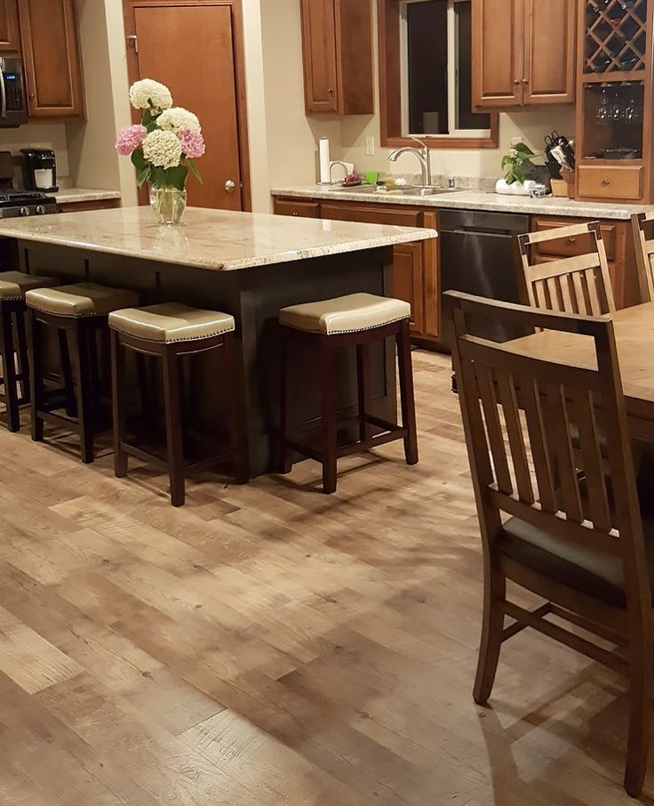 16 best mannington sightings on houzz images on pinterest houzz kitchen ideas and luxury on kitchen remodel vinyl flooring id=17512