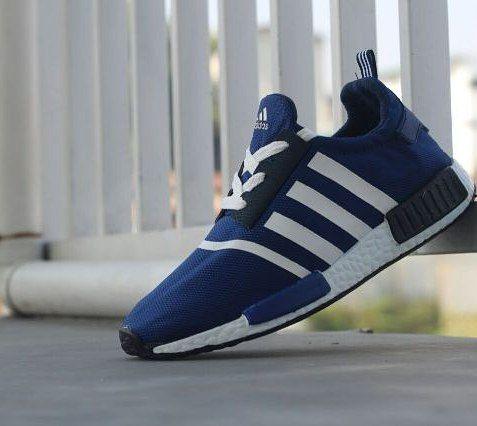 Adidas Adidas Nmd Navy Size 39 43 Harga Satuan Rp 245 000