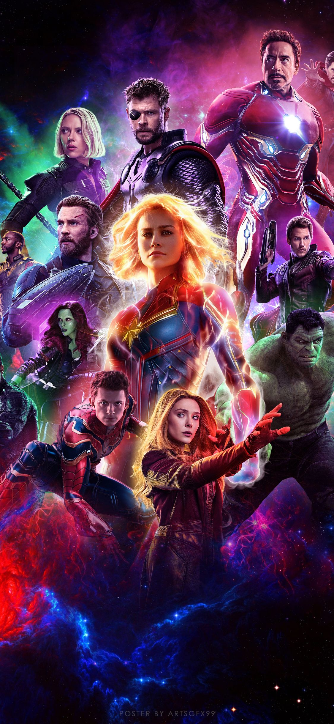 1125x2436 Avengers Endgame 2019 Iphone Xs Iphone 10 Iphone X Hd 4k Wallpapers Images Backgrounds Photos An Avengers Movies Marvel Superheroes Marvel Posters