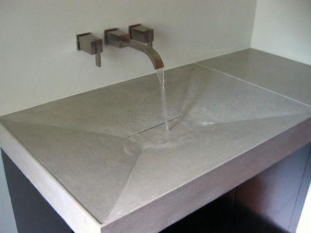 Banos Concreto  Enpiedra Ltda Arte y Diseño para tu baño y cocina