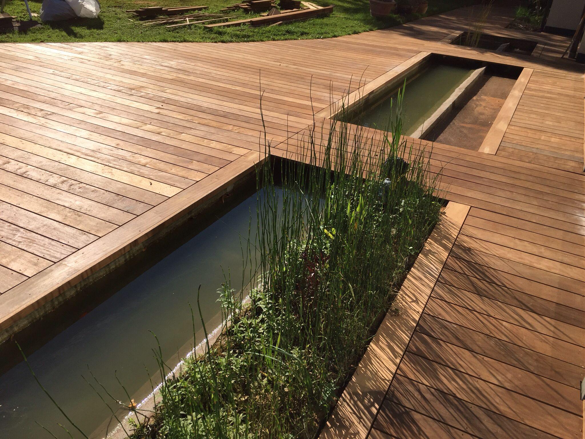 houten terras by pro houten terras pinterest houten terras terras en tuin. Black Bedroom Furniture Sets. Home Design Ideas