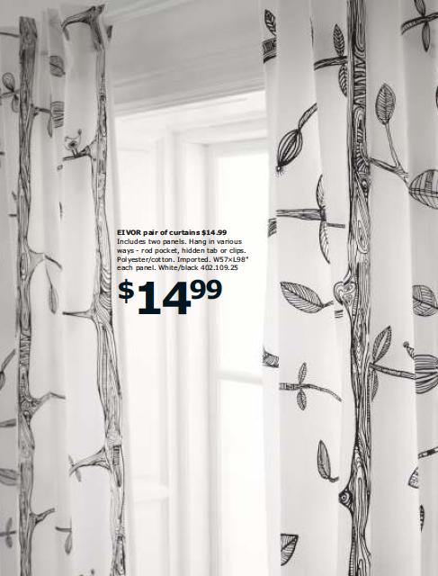 These Pretty Curtains Will Turn Any Room Into A Woodland Wonderland
