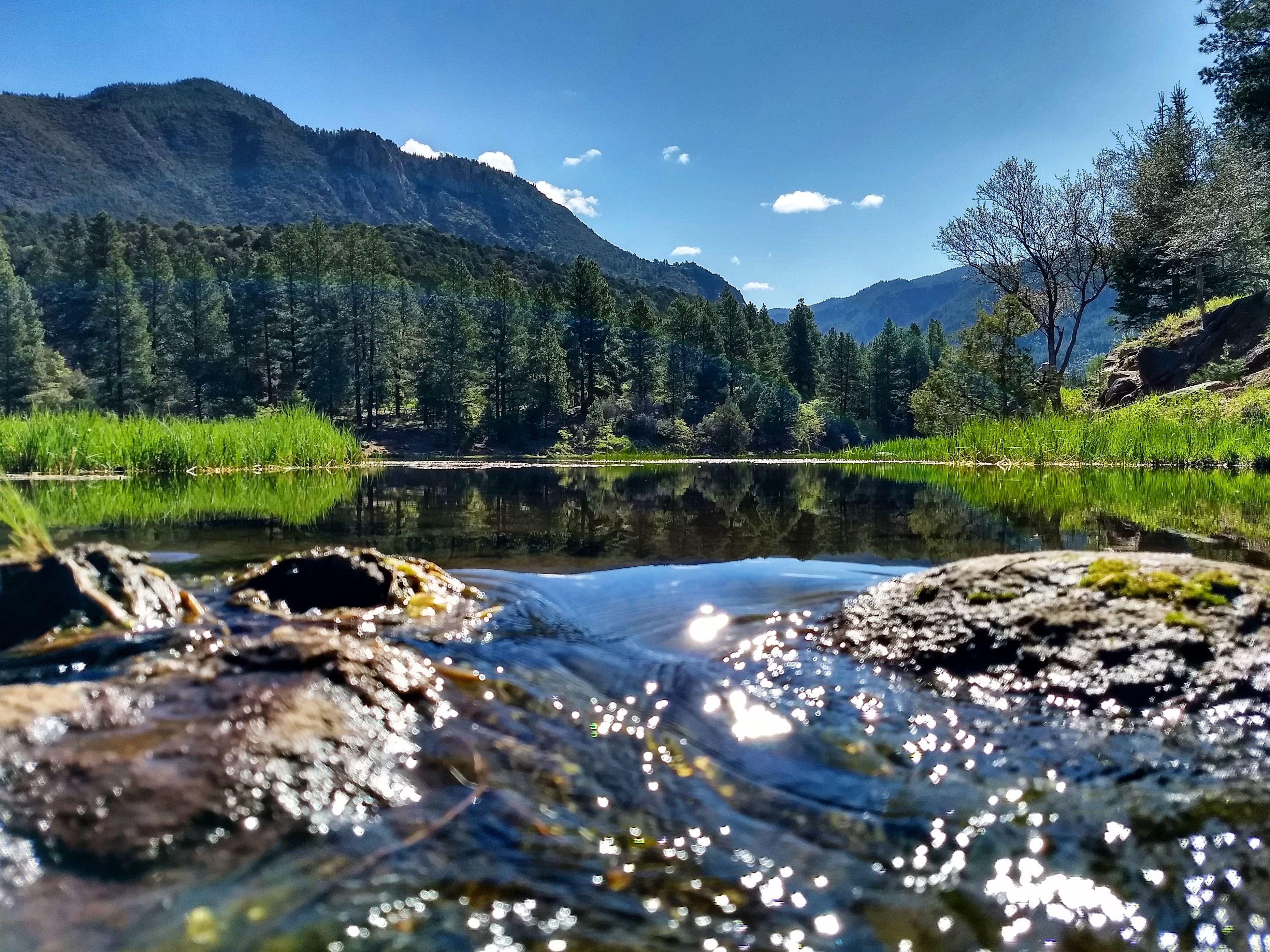 Pine Valley Utah, quite nice (3722 * 2792) #nature # ...