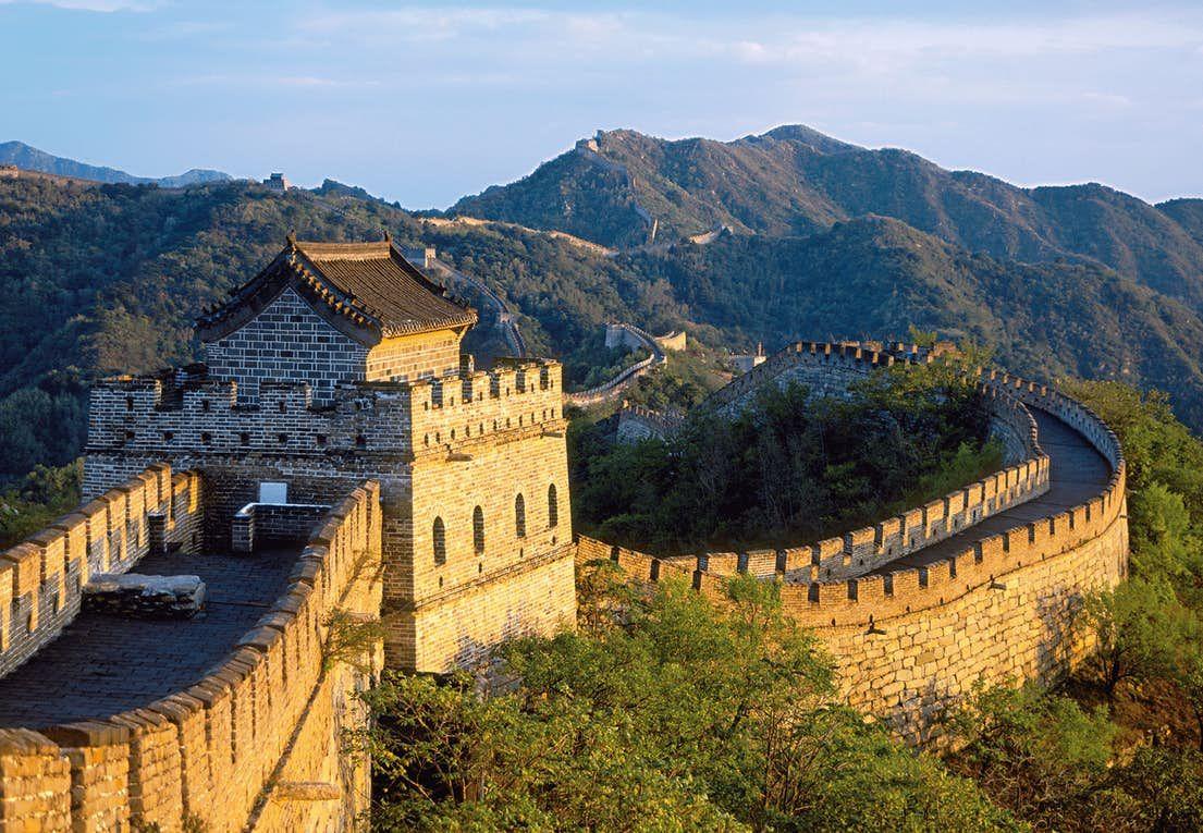 Den Kinesiske Mur Google Sogning