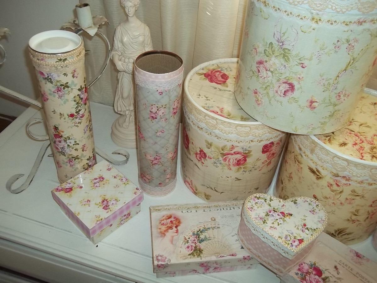 Shabby chic prairie decor cajas victorianas shabby chic decoracion antiguo estilo victoriano Decoracion shabby chic romantico