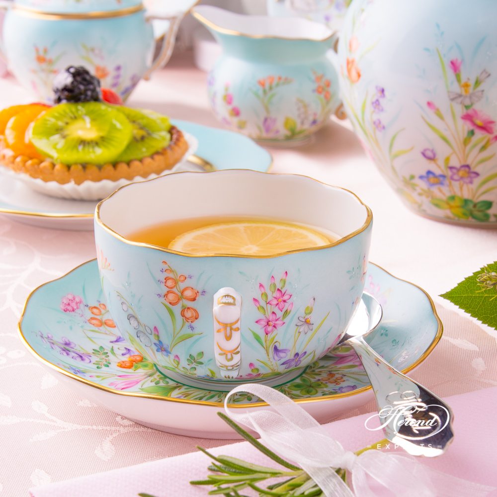 tea cup  four seasons qs  herend experts in 2020  tea
