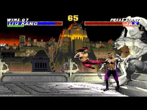 Ultimate Mortal Kombat 3 Liu Kang | Mortal Kombat | Ultimate