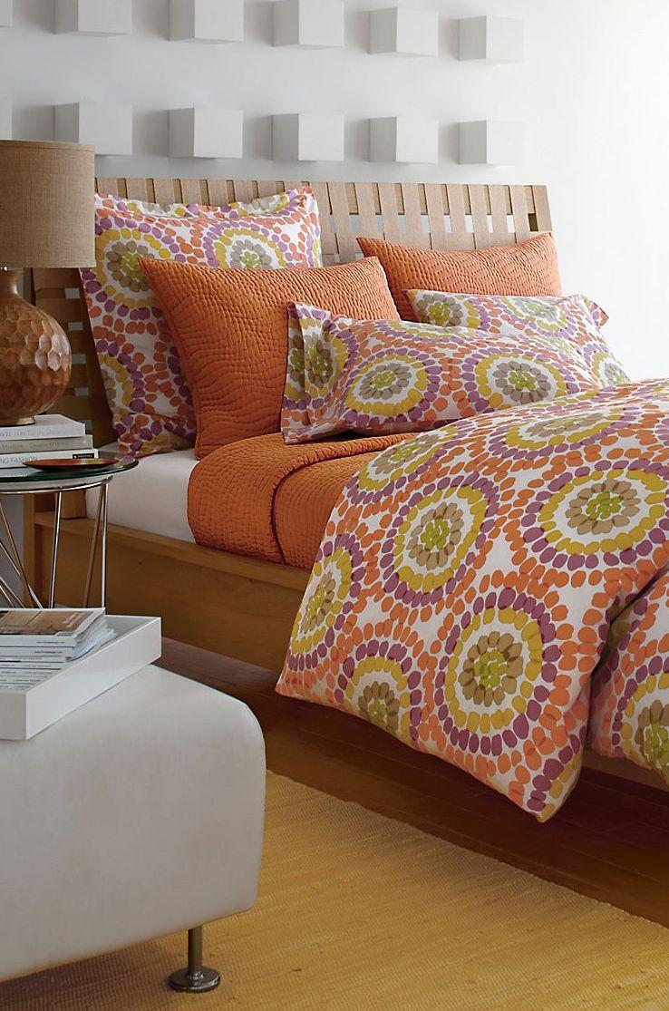 Dot, Dot, Dot Percale Bedding