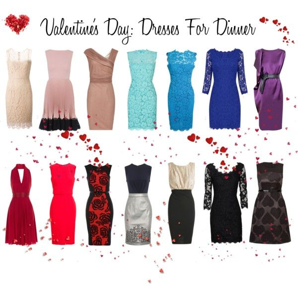 Valentine's Day: Dresses For Dinner