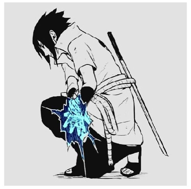 Naruto 31 Days Challenge Day 1: My Favorite Male Character