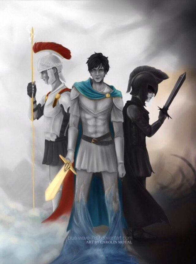 Percy Jackson Is A Spartan Fanfiction | Sante Blog