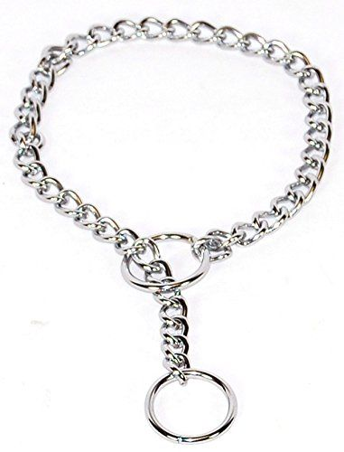Hamilton Fine Choke Chain Dog Collar 12 Inch Visit The Image