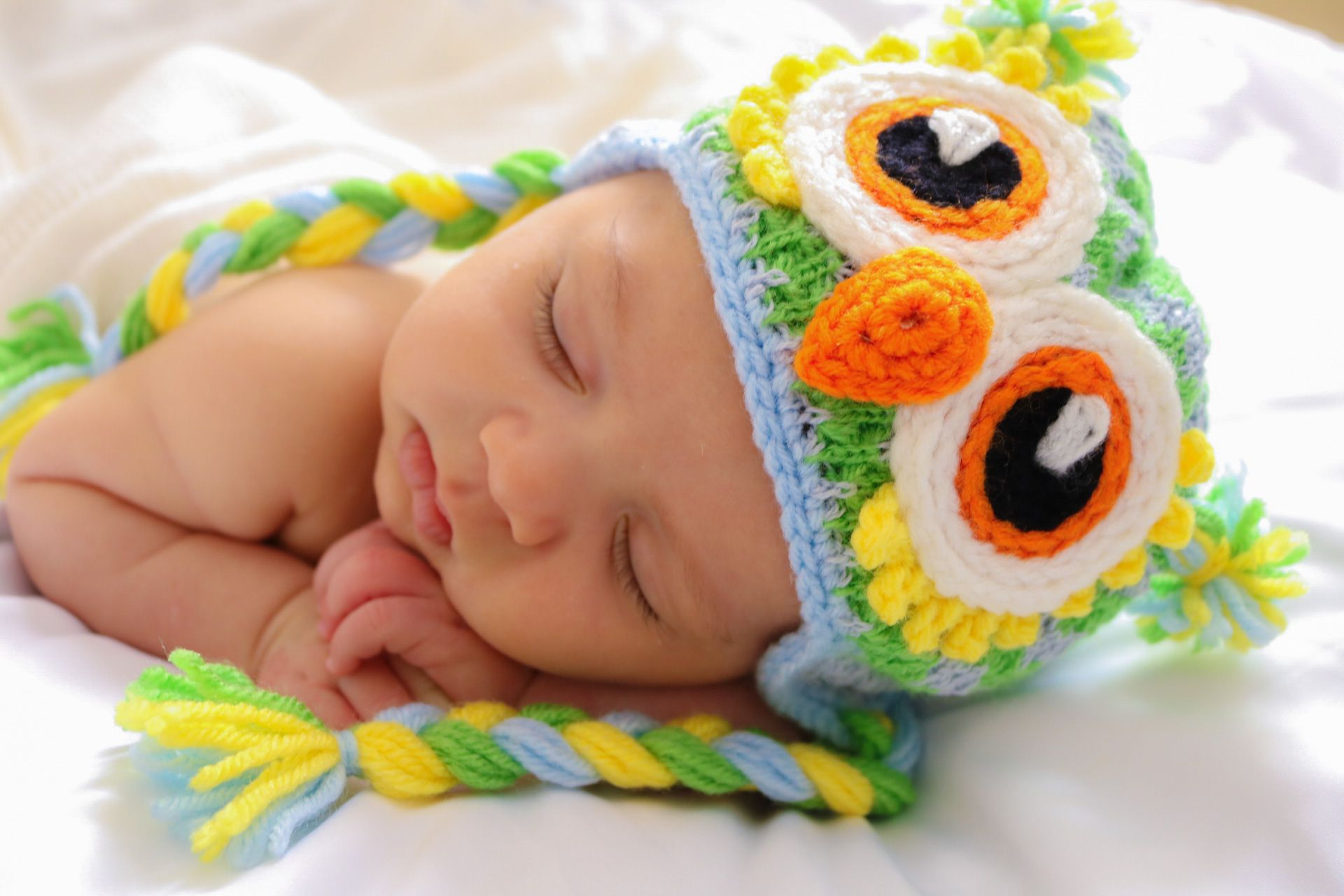 Owl hats Hospital Hats baby costume hats Hospital Hats Baby Newborn ...